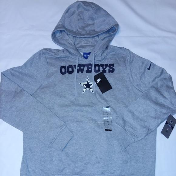 Cheap Nike Tops | Dallas Cowboys Nfl Club Pullover Hoodie Xl | Poshmark